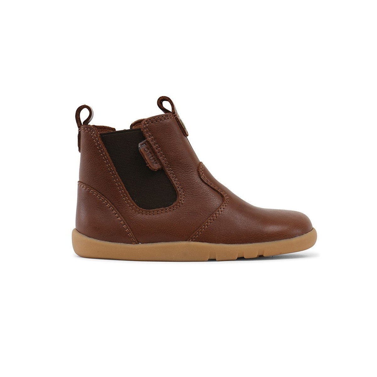 Boots Outback cuir Toffee