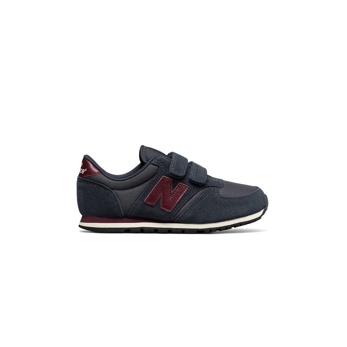 Basket New Balance KE420 velcro navy