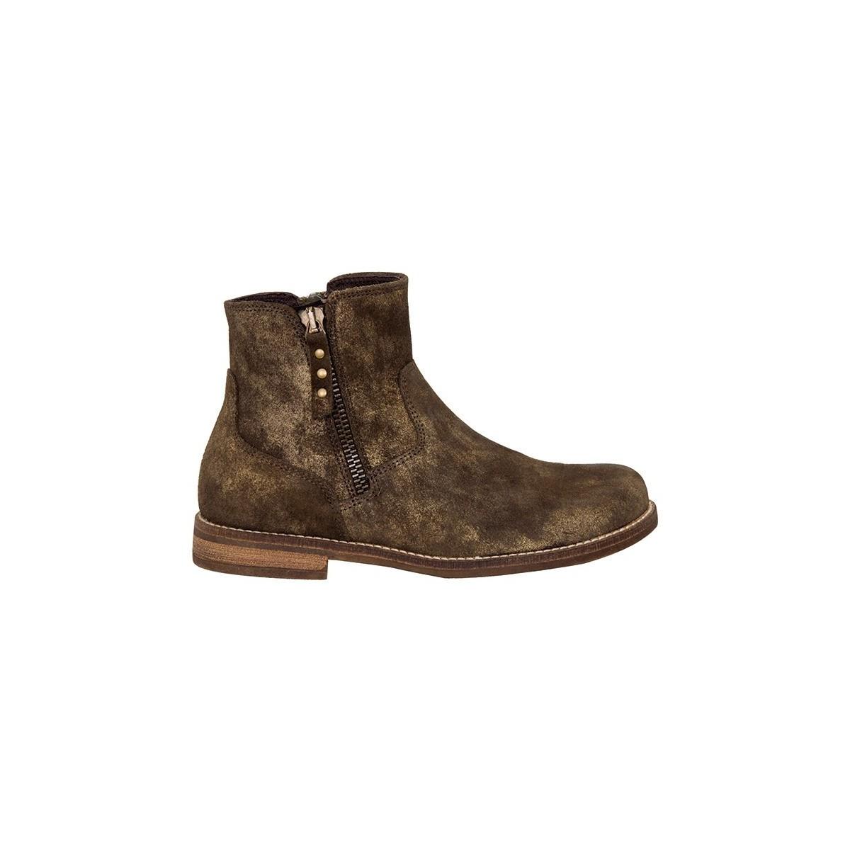 Boots King Aurore kaki