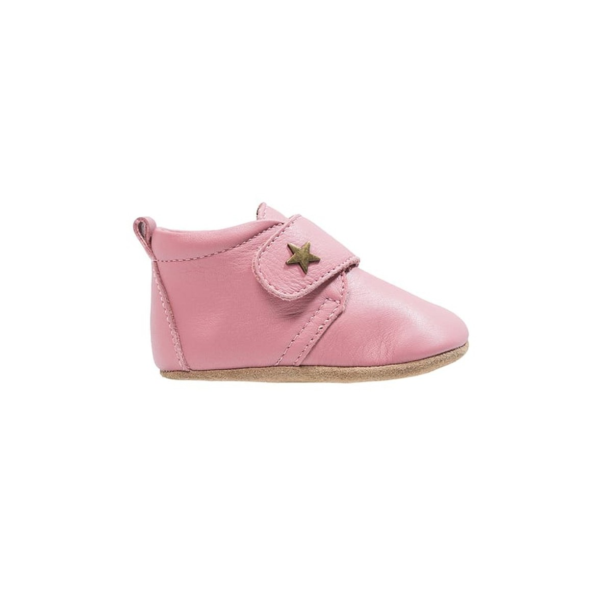 Chaussons Star velcro rose