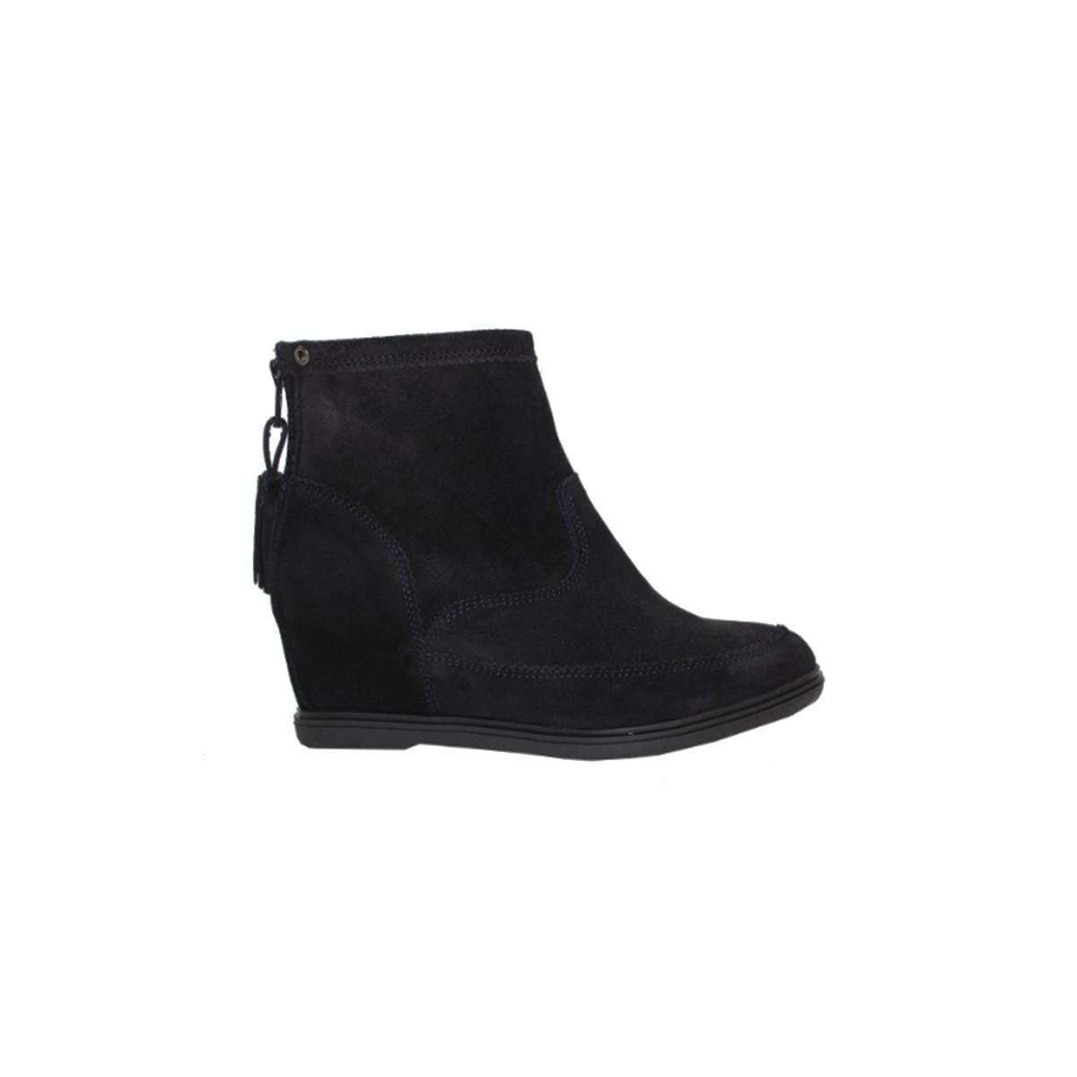 Boots Minka Saturna noir