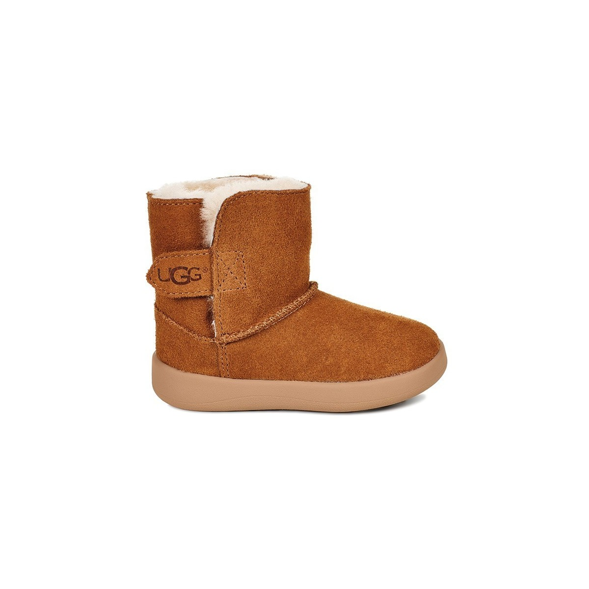 Boots Ugg Keelan peau camel