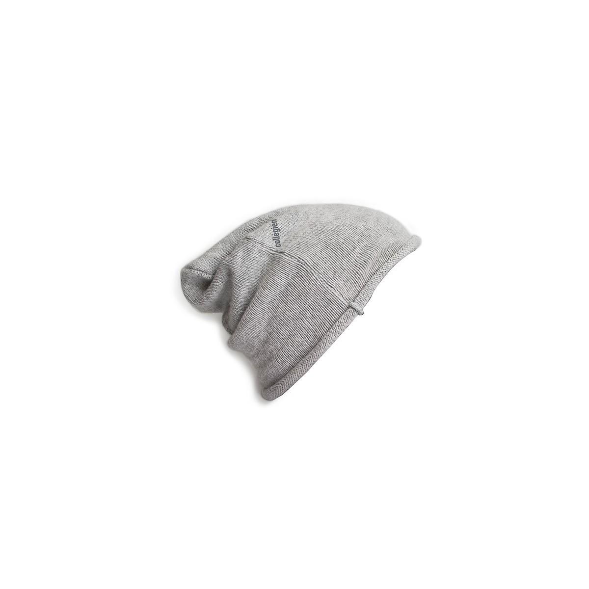 Bonnet 4-12 ans gris clair