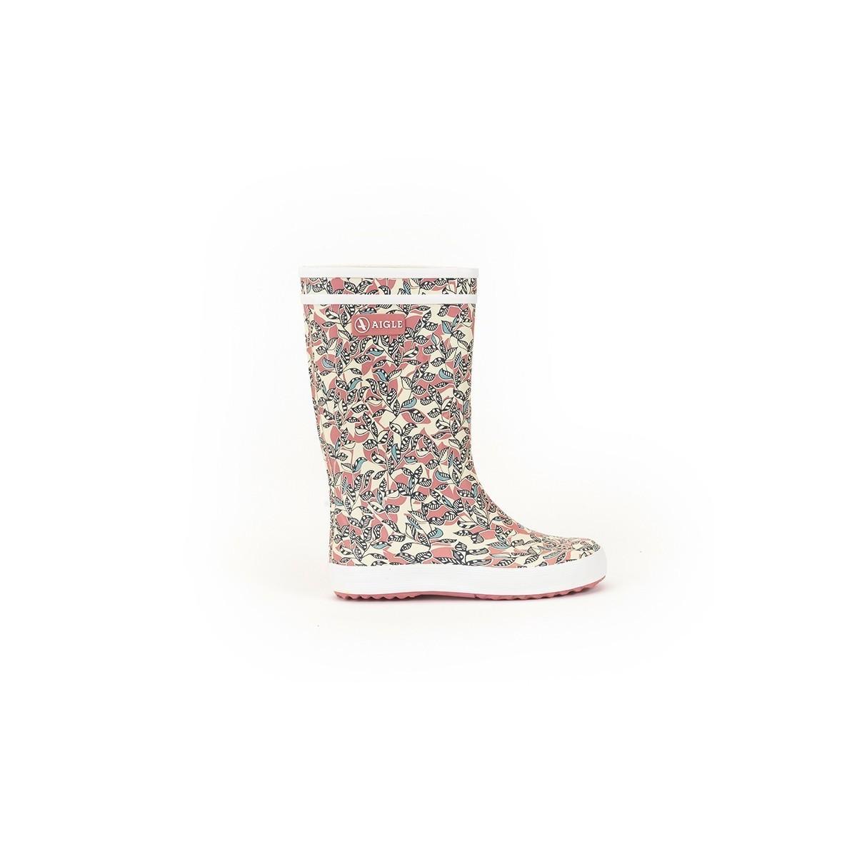 Bottes de pluie Aigle Glitter Malaga