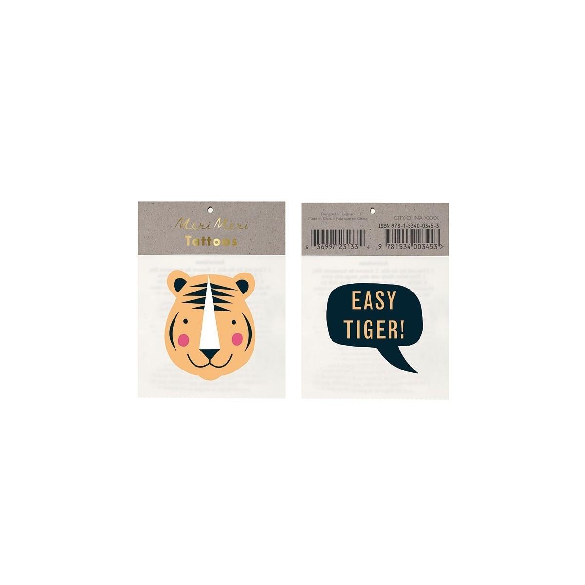 Tatouages Easy Tiger