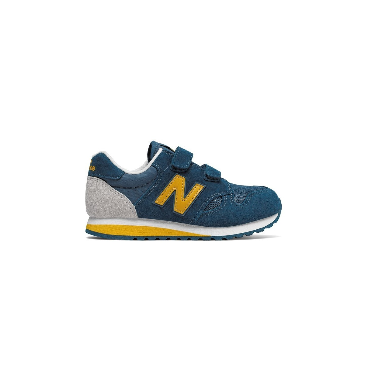 Basket New Balance KA520 blue/yellow