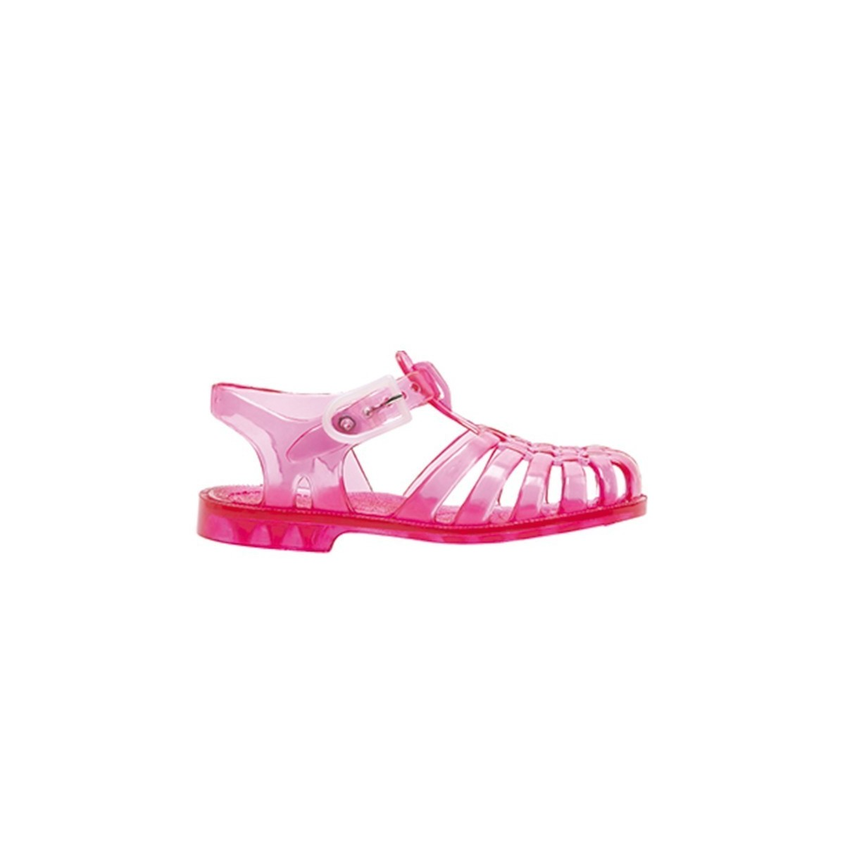 Sandale Méduse groseille