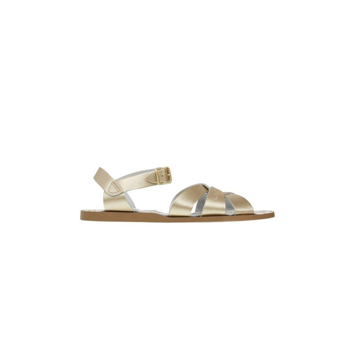 Sandale Salt Water Origial cuir gold