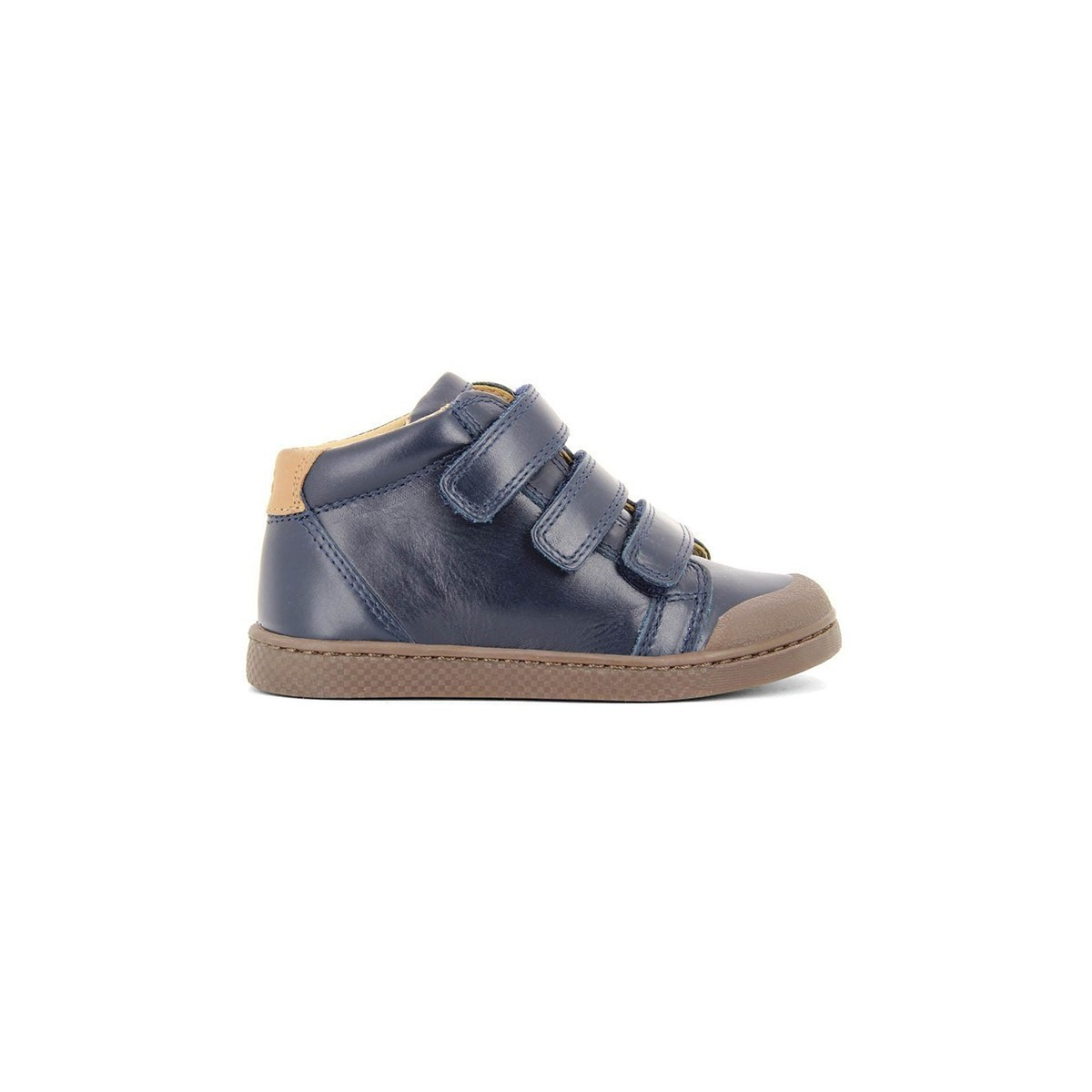 Basket Ten 3 velcro navy