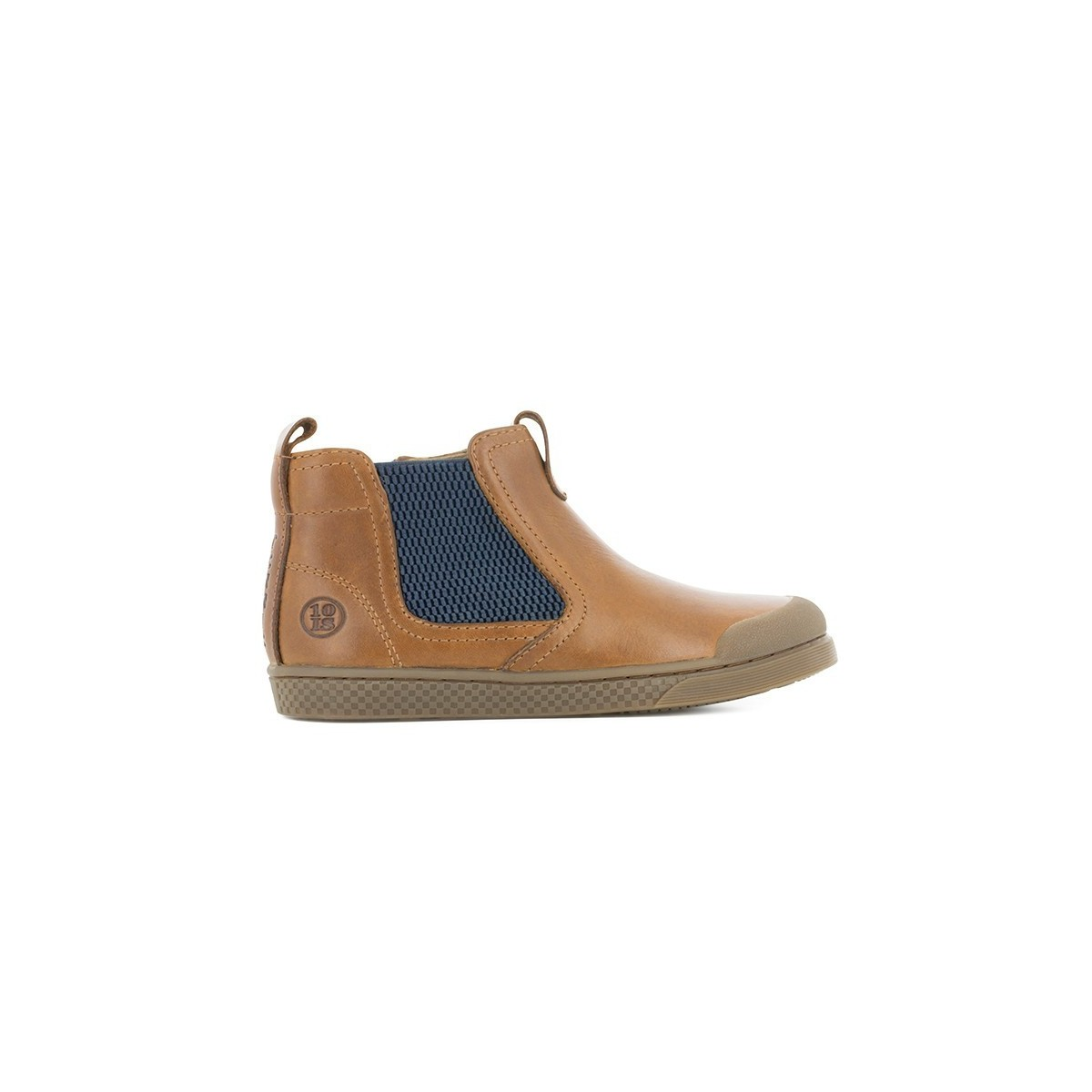 Boots Ten win brown/navy