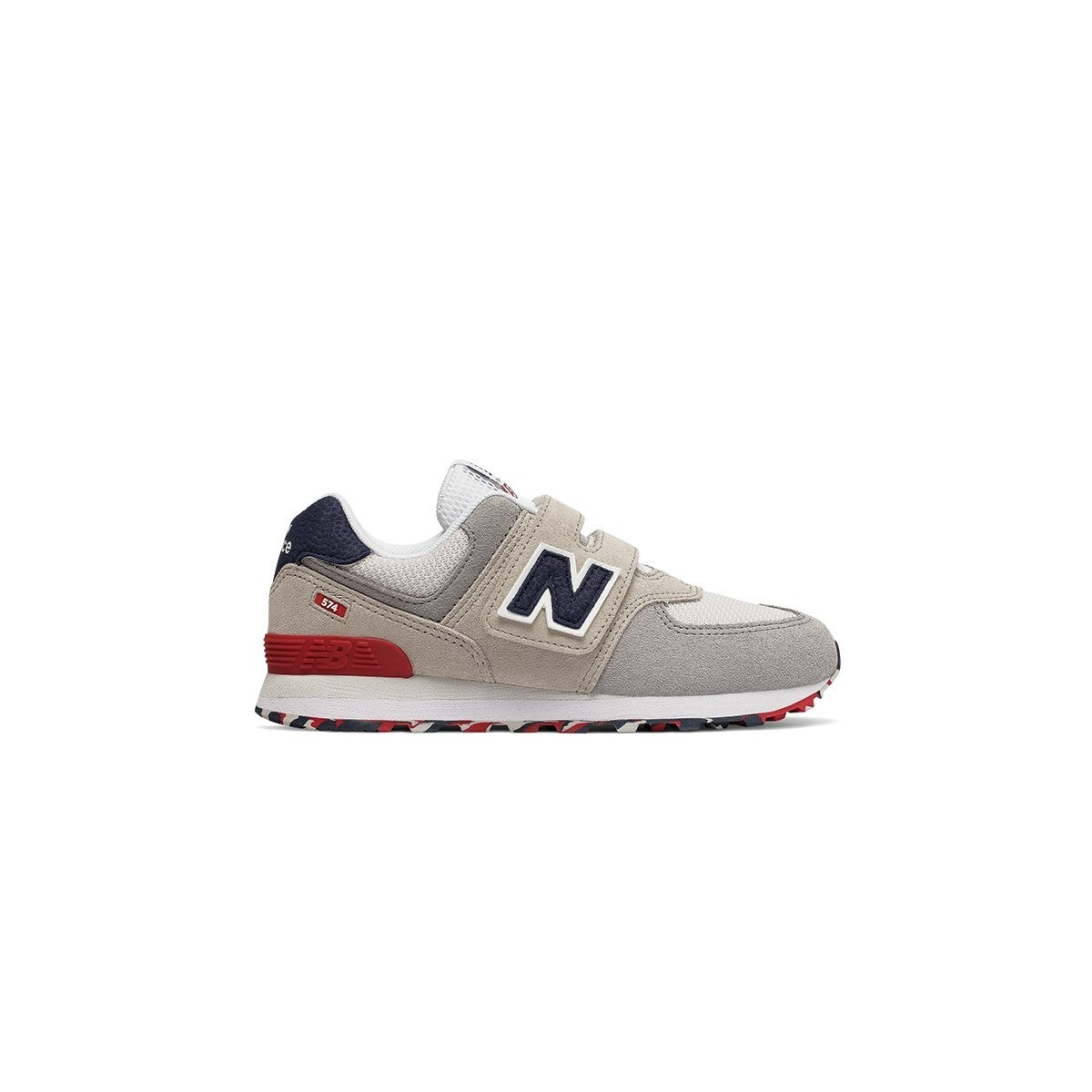 Basket New Balance 574 velcros Cloud