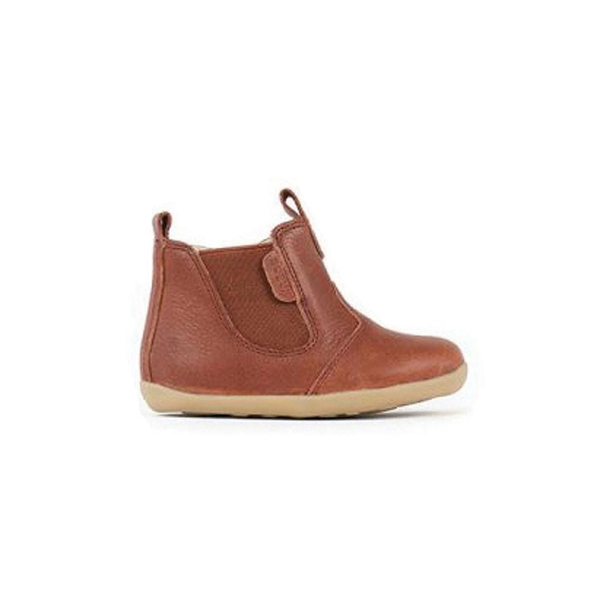 Boots Step-up Jophur chocolat