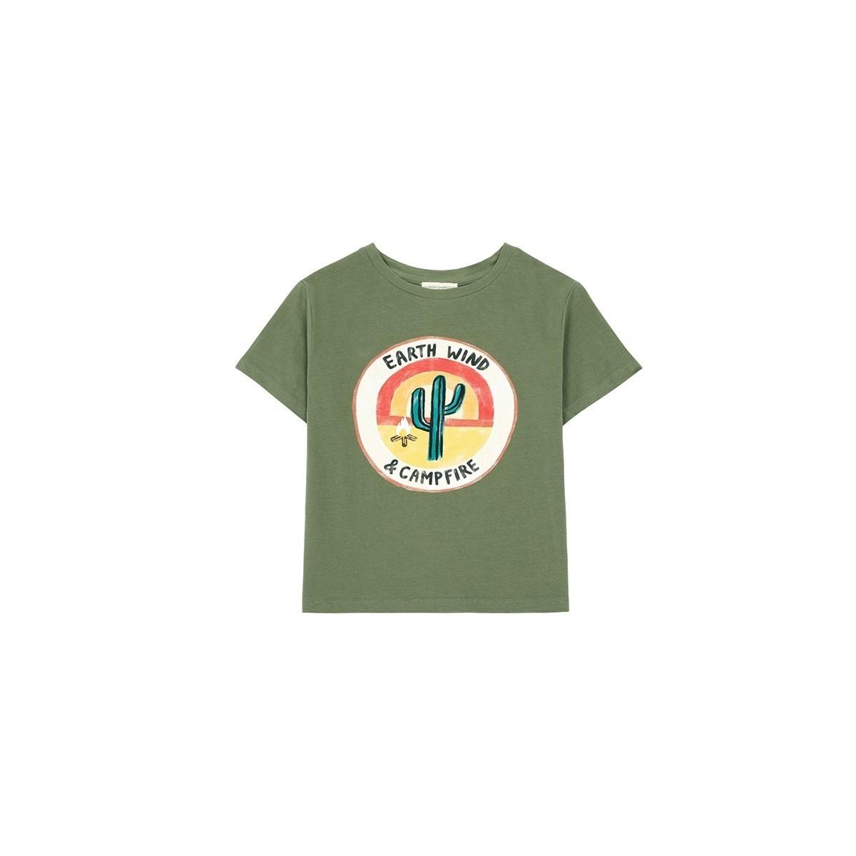 T-Shirt Campfire