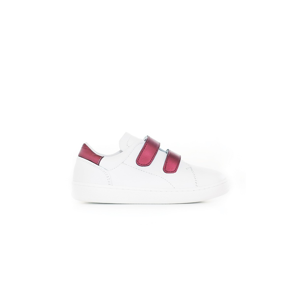 Basket Moonwalk White/marsala