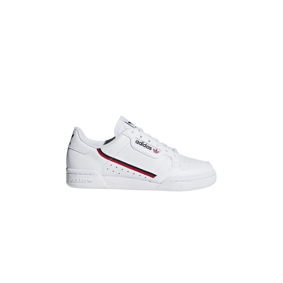 Basket junior Adidas Continental white