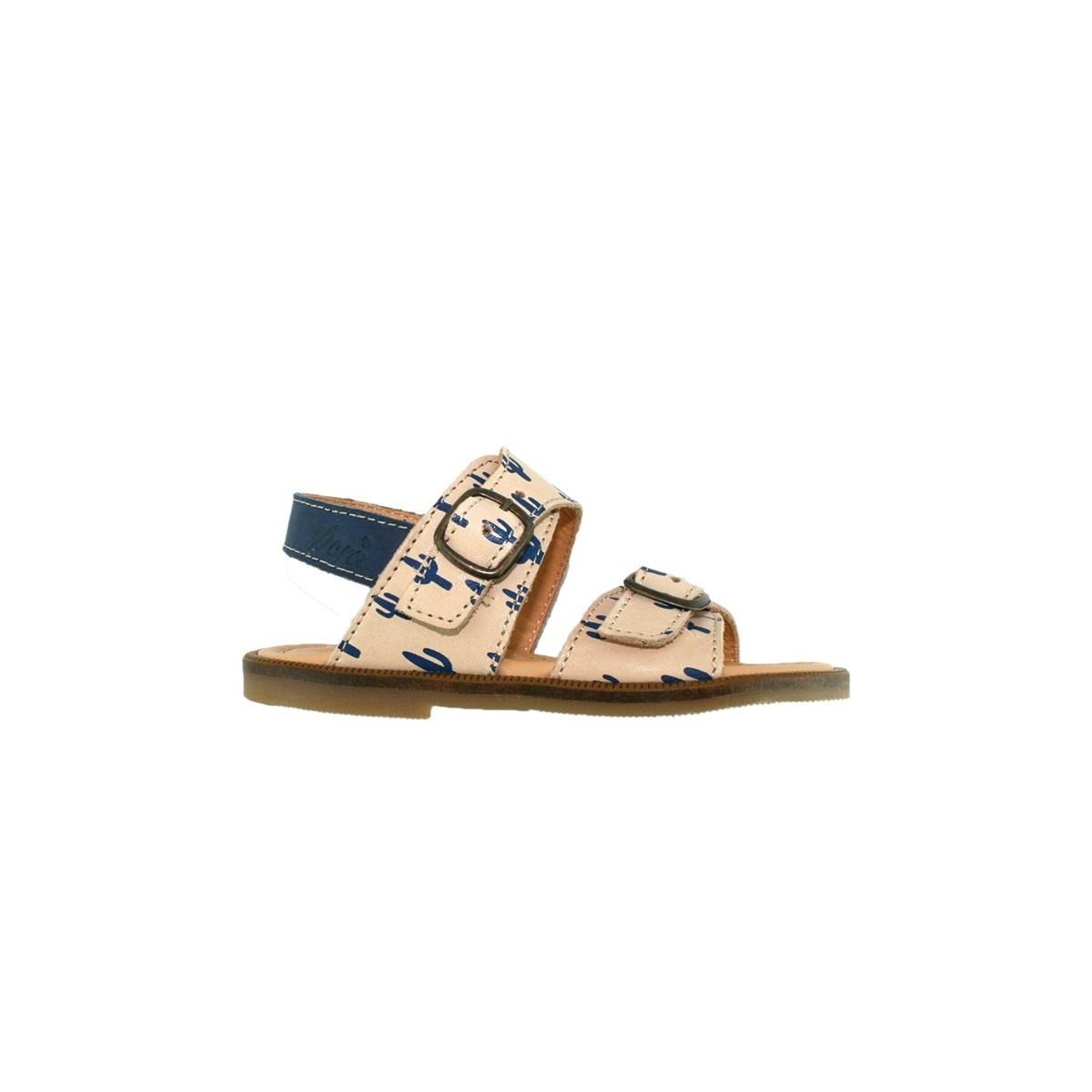 Sandale Ocra 90613 Cactus Bleu