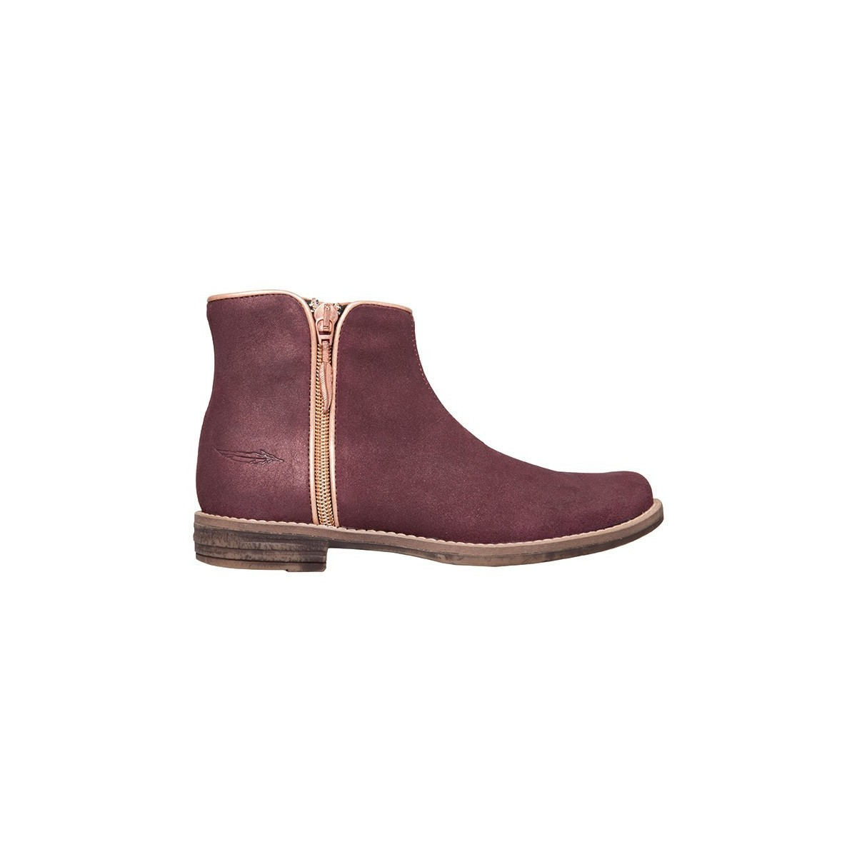 Boots Tijuana bordeaux