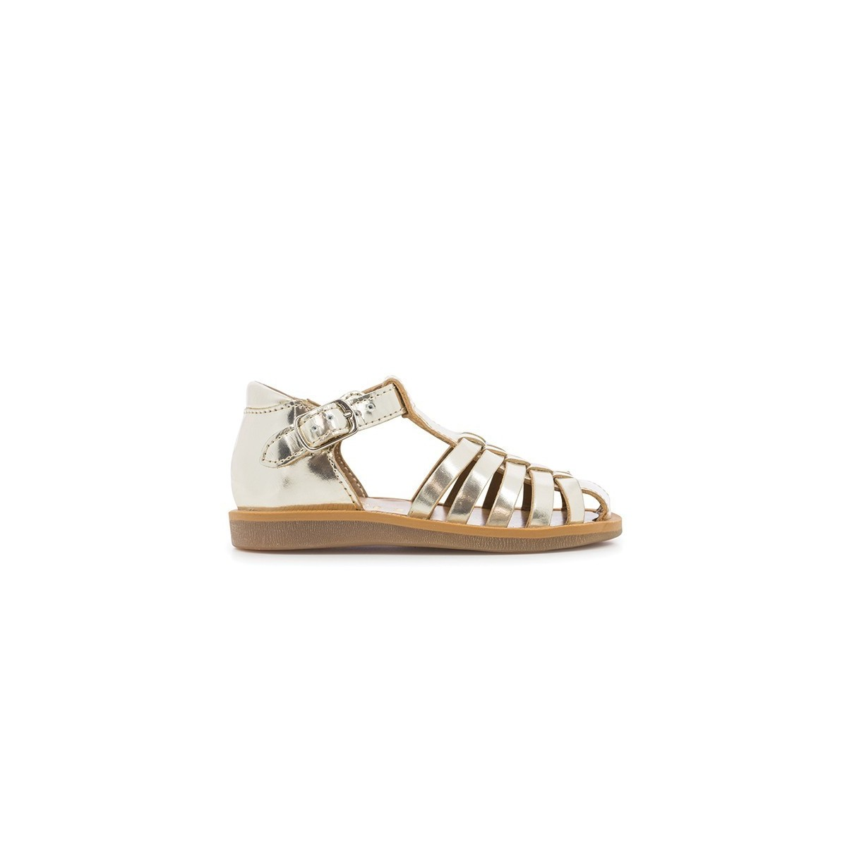 Sandale Poppy Pitti Platine