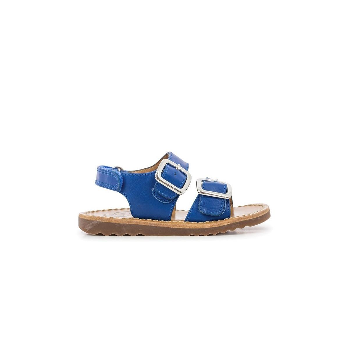 Sandale 2 boucles Ultra Bleu