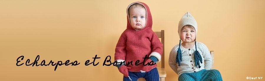 Echarpes, Bonnets et foulards