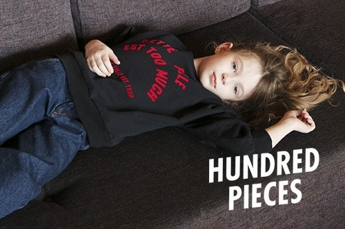HUNDRED PIECES