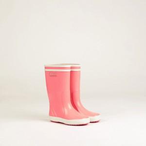 Botte de pluie Lollypop rose néon