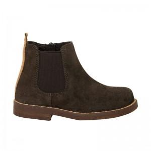 Boots Karl marron/cognac