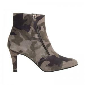 Boots femme Pekin Army