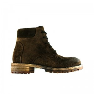 Boots Forest cuir blocos