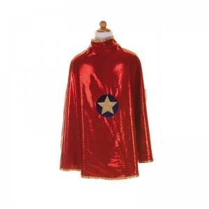 Cape Wonder reversible red