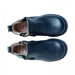 Boots Etienne navy