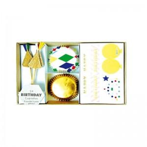 Cupcake Kit Arlequin