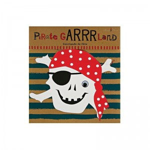 Guirlande pirate