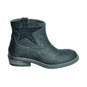Boots Bonita étoile noir