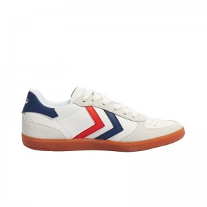 Basket basse Victory lacets blanc