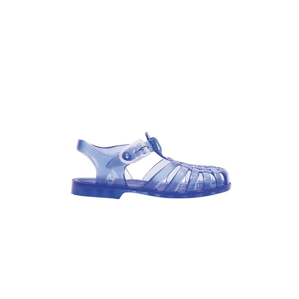 Sandale Méduse cobalt