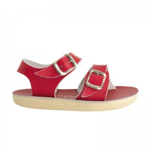 Sandale Seawee Salt Water Seawee cuir red