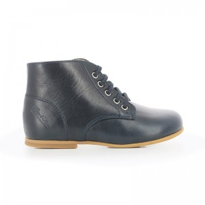 Bottine tetel Brogue navy