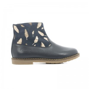 Boots Trip navy feather