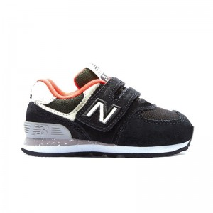 Basket New Balance velcro YV574 M HA Black