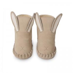 Chaussons Donsje Kapi bunny fourée