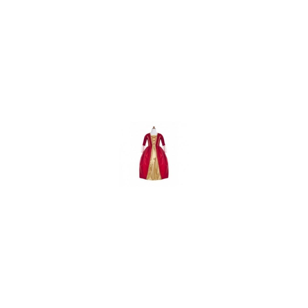Robe Royale rouge 5/6