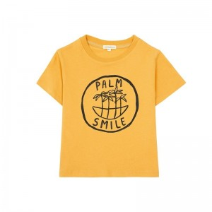 T-Shirt Palm Smile