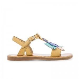 Sandale Toucan Camel/Multi