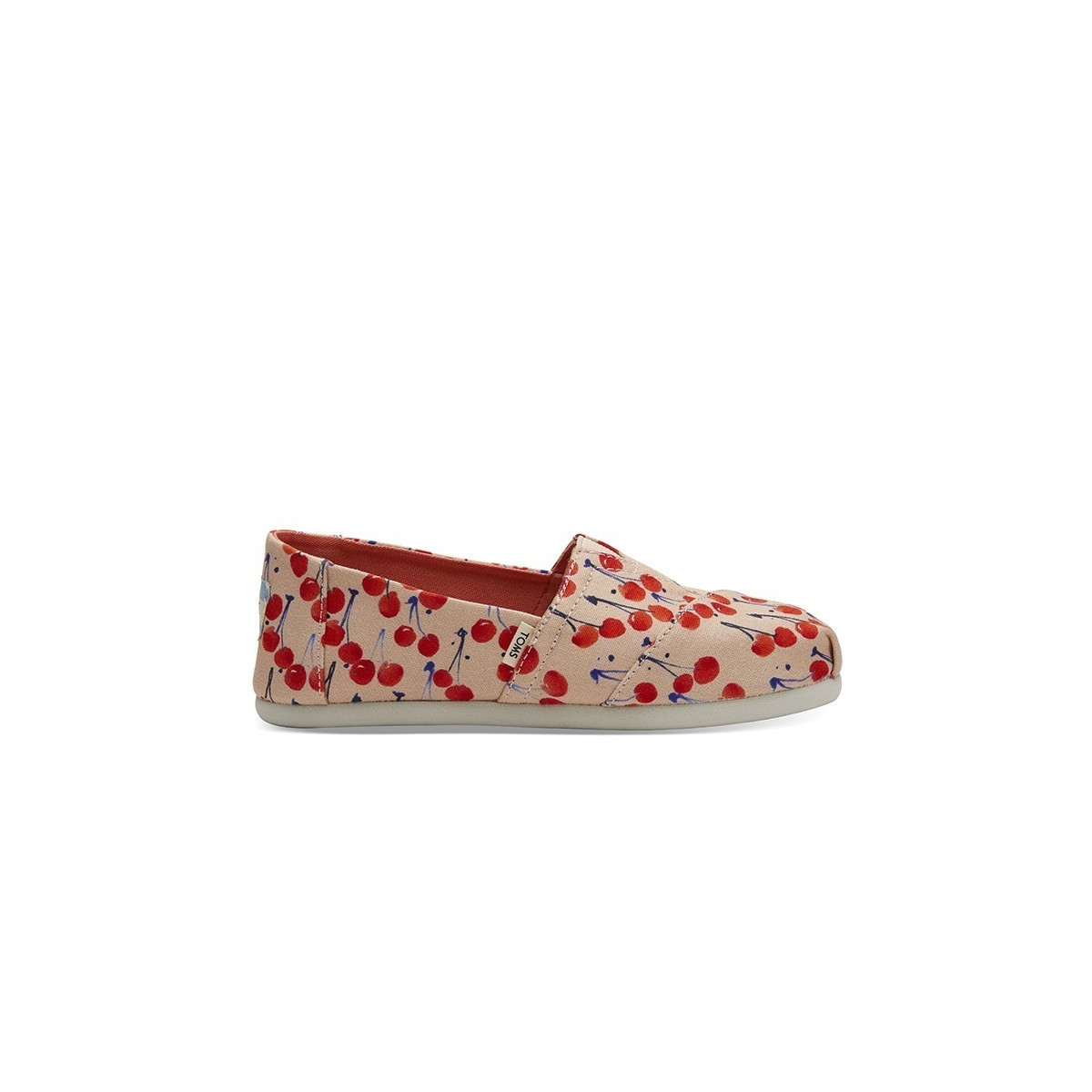 Basket Toms Classic toile Cherry