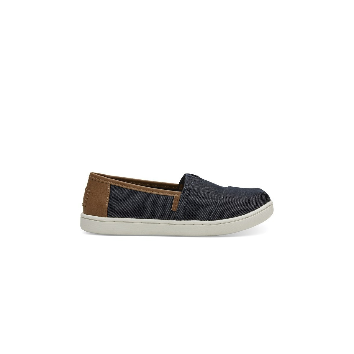 Basket Toms toile Classic Denim navy