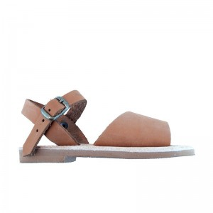 Sandale Grecque Delos Naturel