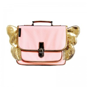 Cartable Maternelle Ailes Rose