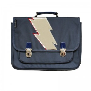 Cartable GM Eclair Bleu