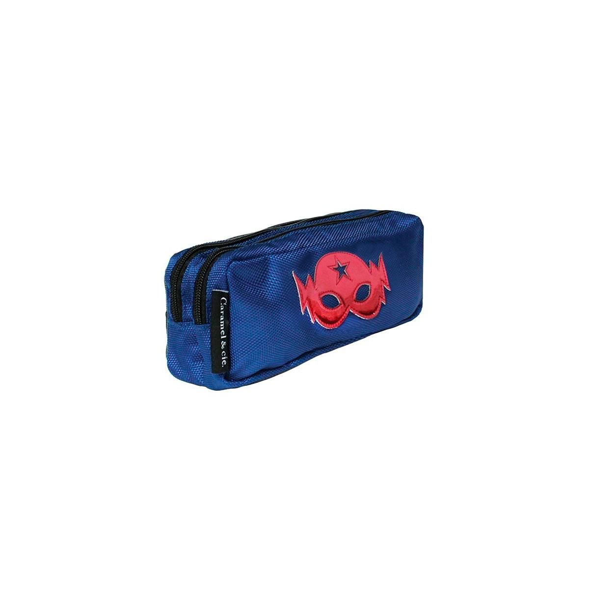 Trousse DBL Masque Bleu